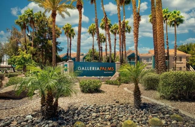 Galleria Palms - 1600 W La Jolla Dr, Tempe, AZ 85282