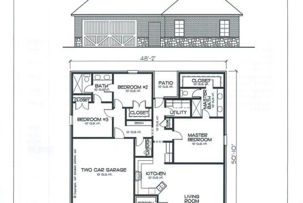 3424 Enclave Lane - 3424 Enclave Ln, Norman, OK 73072