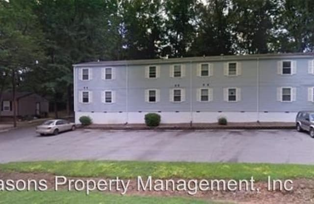 909 South Carolina Avenue Unit 6 - 909 S Carolina Ave, Spencer, NC 28159
