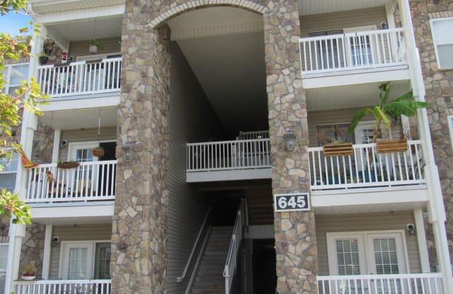 645 Condo Club Drive - 645 Condo Club Road, New Hanover County, NC 28412