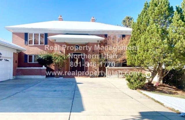 986 E. Oakwood Dr. - 986 Oakwood Drive, Bountiful, UT 84010