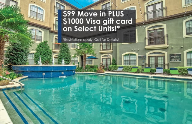 Gables Mirabella - 2600 Cole Ave, Dallas, TX 75201