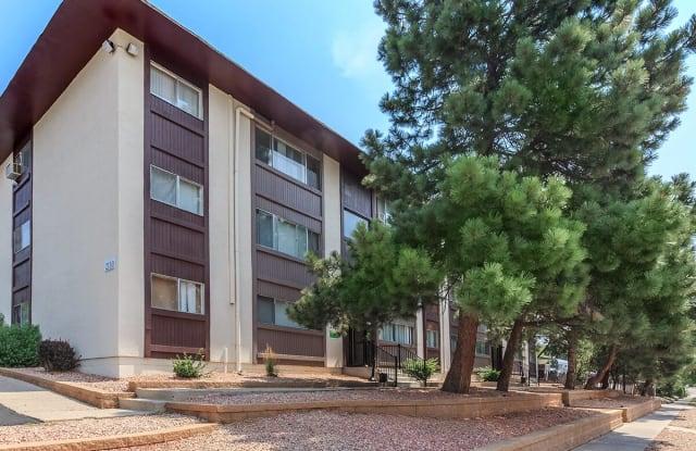 Shannon Hills - 2110 E La Salle St, Colorado Springs, CO 80909