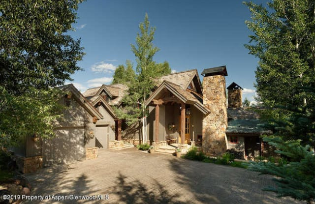 1041 Horse Ranch Drive - 1041 Horse Ranch Drive, Snowmass Village, CO 81611