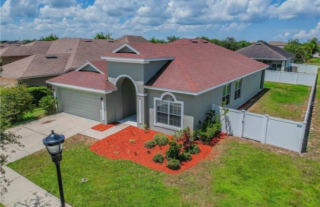 10918 ROCKLEDGE VIEW DRIVE - 10918 Rockledge View Drive, Riverview, FL 33579
