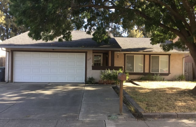635 Asbury Lane - 635 Asbury Lane, Fairfield, CA 94533