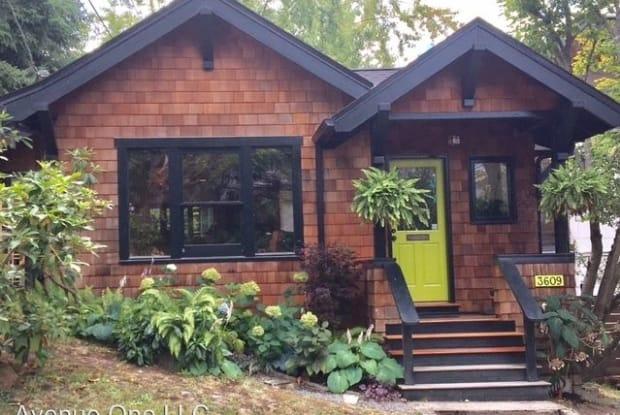 3609 South Hanford Street - 3609 South Hanford Street, Seattle, WA 98144