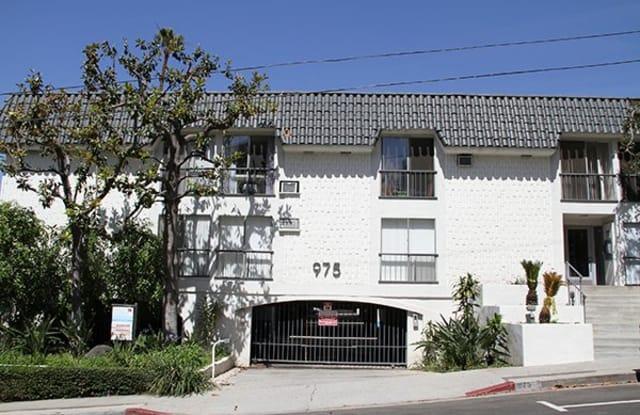 Dahlia Gardens - 975 Hancock Avenue, West Hollywood, CA 90069