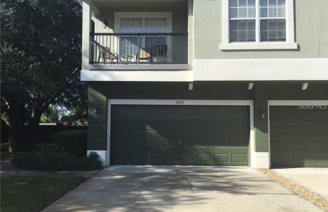 826 ASHWORTH OVERLOOK DRIVE - 826 Ashworth Overlook Drive, Apopka, FL 32712