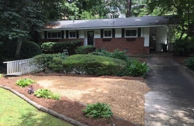 2247 Drew Valley Road NE - 2247 Drew Valley Road Northeast, Brookhaven, GA 30319
