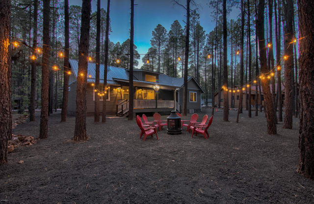 8413 EAGLE POINT Road - 8413 Eagle Point Road, Pinetop Country Club, AZ 85935