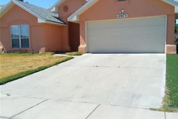 12073 EL GRECO Circle - 12073 El Greco Circle, El Paso, TX 79936