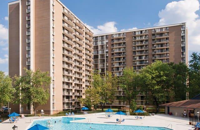 Westchester Tower Rental Apartments - 6200 Westchester Park Dr, College Park, MD 20740