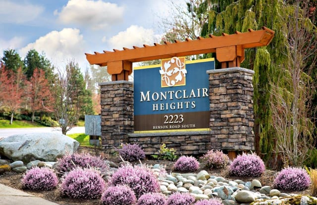 Montclair Heights - 2223 Benson Rd S, Renton, WA 98055