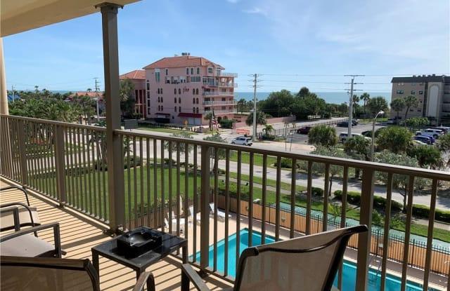 4105 OCEAN BEACH BOULEVARD - 4105 Ocean Beach Boulevard, Cocoa Beach, FL 32931