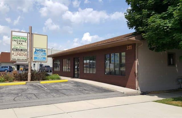 311 Southbound Gratiot Ave - 311 Southbound Gratiot Ave, Mount Clemens, MI 48043