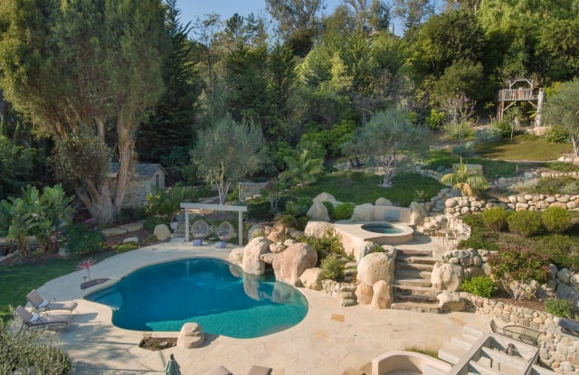 425 Nicholas Ln - 425 Nicholas Lane, Montecito, CA 93108