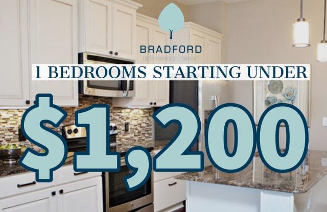 Bradford Luxury Apartments and Townhomes - 21035 Bradford Green Sq, Cary, NC 27519
