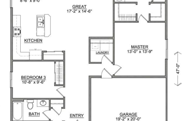1338 SW Julia St - 1338 SW Julia St, College Place, WA 99324