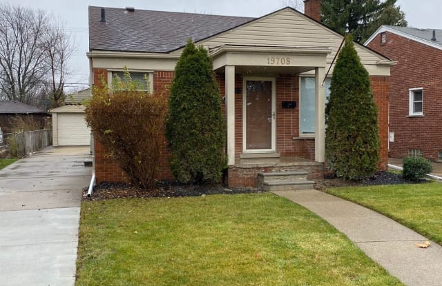 19708 Country Club Dr - 19708 Country Club Drive, Harper Woods, MI 48225