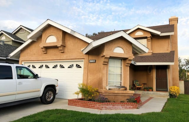 28802 Raintree Ln - 28802 Raintree Lane, Santa Clarita, CA 91390