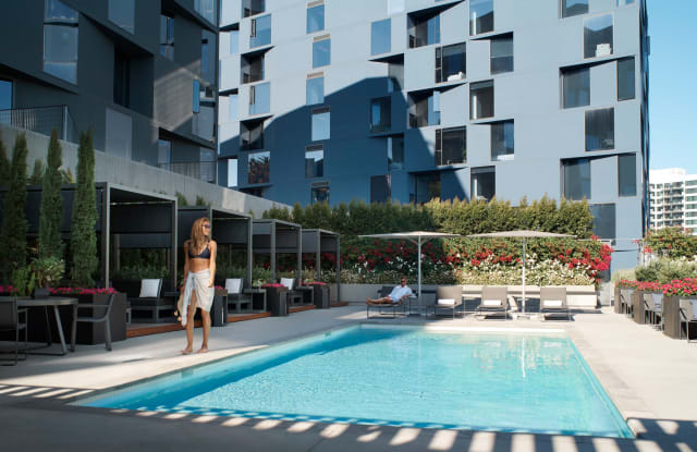 The Apartment Residences at AKA - 8500 West Sunset Boulevard, West Hollywood, CA 90069