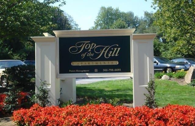 Top of the Hill Apartments - 2101 Prior Rd, Wilmington, DE 19809
