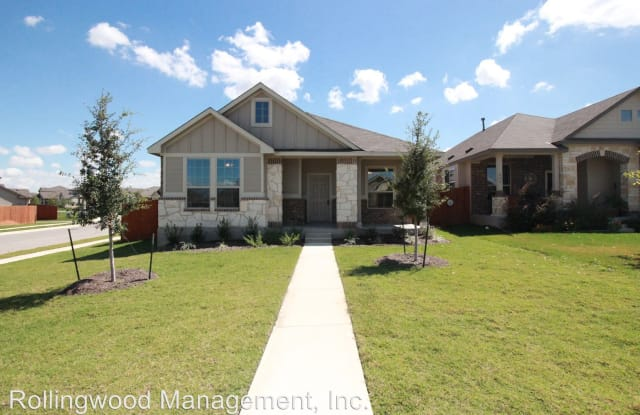 400 S. Brook Drive - 400 South Brook Drive, Leander, TX 78641