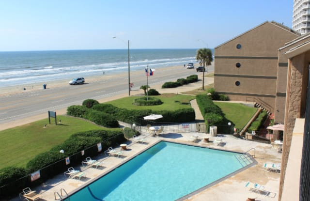 Inverness by the Sea - 7600 Seawall Boulevard, Galveston, TX 77551