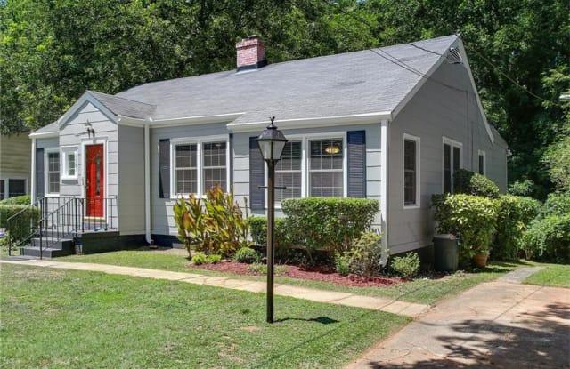 1581 Willowbrook Dr SW - 1581 Willowbrook Drive Southwest, Atlanta, GA 30311