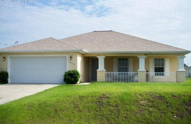 2716 42nd ST W - 2716 42nd Street West, Lehigh Acres, FL 33971