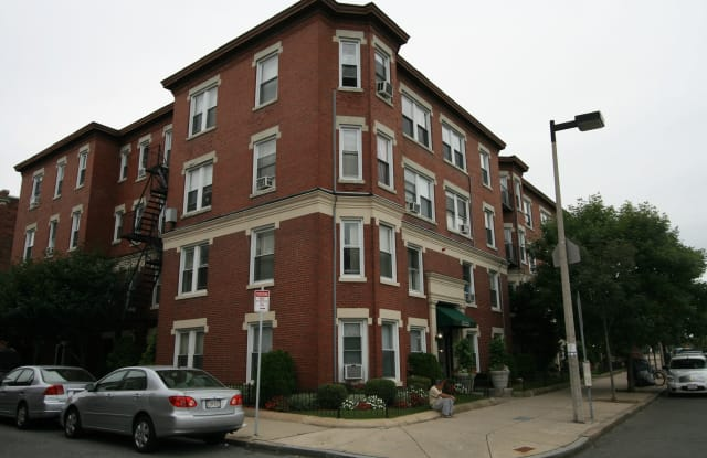 Hamilton Union - 435 Cambridge Street, Boston, MA 02134