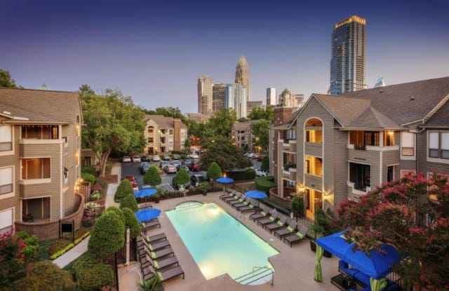 Uptown Gardens Apartments - 517 W 8th St, Charlotte, NC 28202