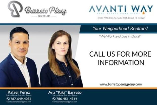 7865 Northwest 104th Avenue - 7865 Northwest 104th Avenue, Doral, FL 33178