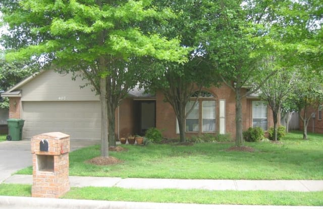 407 39th PL - 407 North 39th Place, Rogers, AR 72756