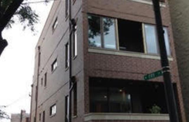 832 North Racine Avenue - 832 North Racine Avenue, Chicago, IL 60642