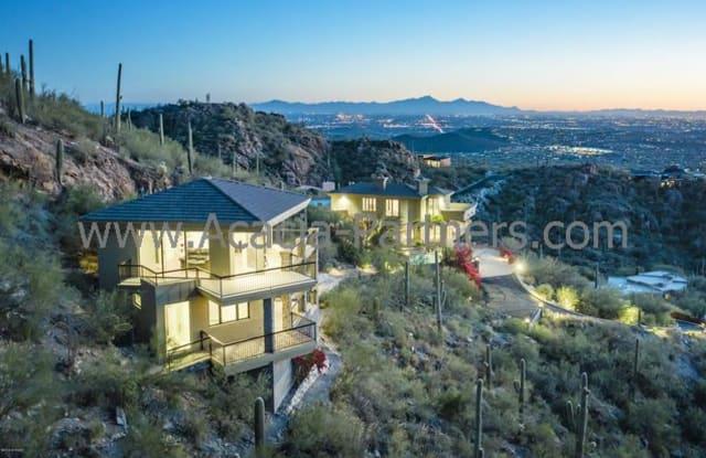 7205 E Stone Canyon Dr - 7205 East Stone Canyon Drive, Catalina Foothills, AZ 85750