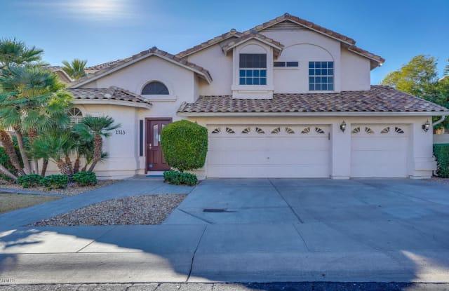 1313 E WILDWOOD Drive - 1313 East Wildwood Drive, Phoenix, AZ 85048