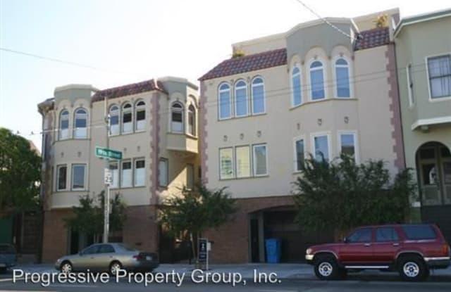 843 South Van Ness Ave. #1 - 843 South Van Ness Avenue, San Francisco, CA 94110