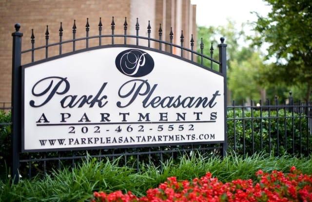 Park Pleasant Apartments I - 3339 Mount Pleasant St NW, Washington, DC 20010