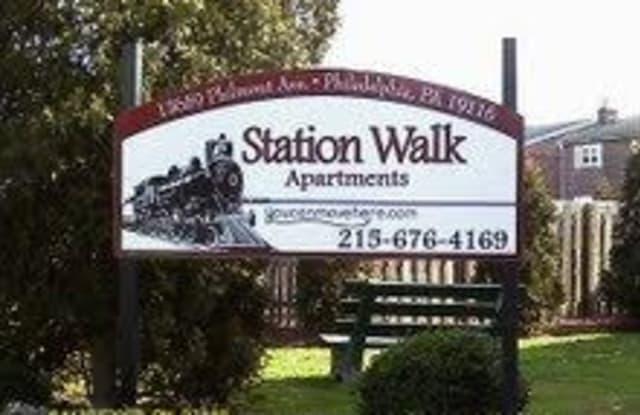 Station Walk - 13659 Philmont Ave, Philadelphia, PA 19116