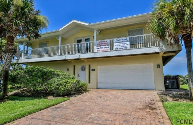 2715 N Ocean Shore Blvd - 2715 North Oceanshore Boulevard, Beverly Beach, FL 32136