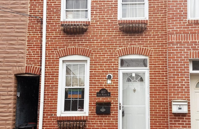 407 S MADEIRA STREET - 407 South Madeira Street, Baltimore, MD 21231