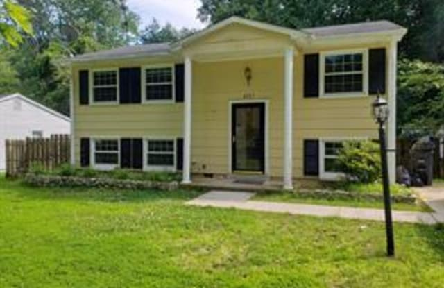 4207 Canyonview Drive - 4207 Canyonview Drive, Marlboro Meadows, MD 20772