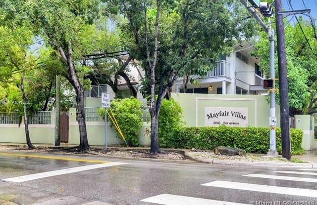 3021 Oak Ave - 3021 Oak Avenue, Miami, FL 33133