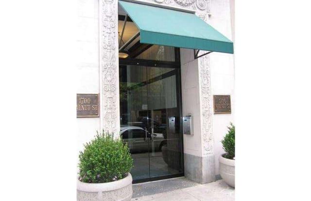 1700 WALNUT STREET - 1700 Walnut Street, Philadelphia, PA 19103