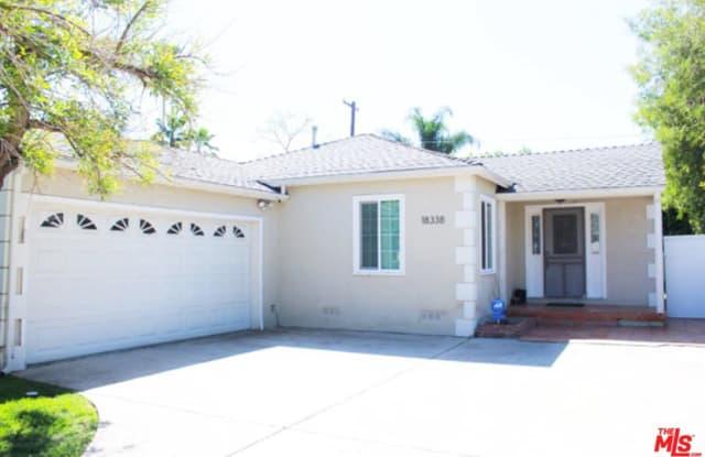 18338 FRIAR Street - 18338 Friar St, Los Angeles, CA 91335