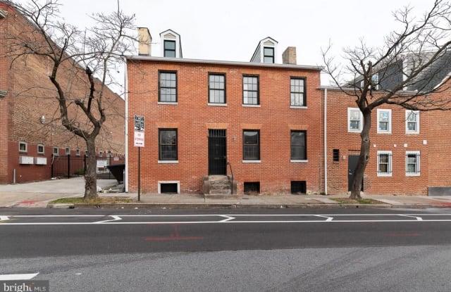 503 N PACA STREET - 503 North Paca Street, Baltimore, MD 21201