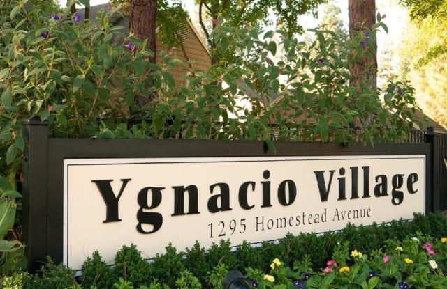 Ygnacio Village - 1295 Homestead Ave, Walnut Creek, CA 94598