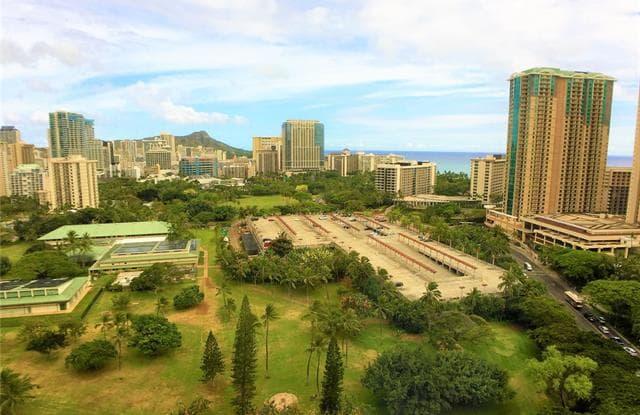 1910 Ala Moana Boulevard - 1910 Ala Moana Boulevard, Honolulu, HI 96815